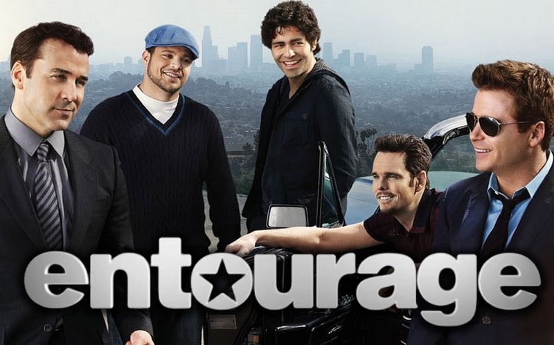 Entourage on NOW TV